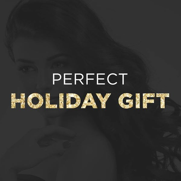 The Perfect Holiday Gift is an Oscar Giovanni Salon & Spa Gift Card