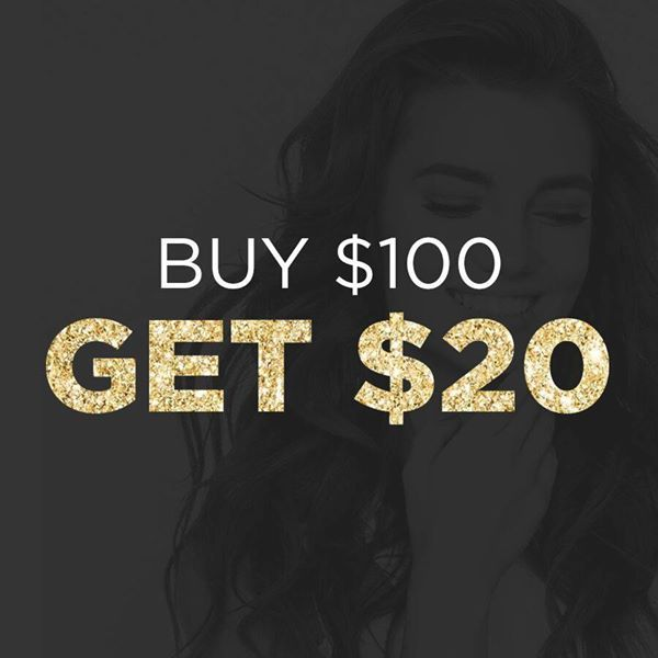 The Perfect Holiday Gift is an Oscar Giovanni Salon & Spa Gift Card Buy 100, Get 20 Free