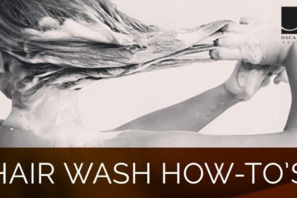 How to shampoo and condition hair correctly article